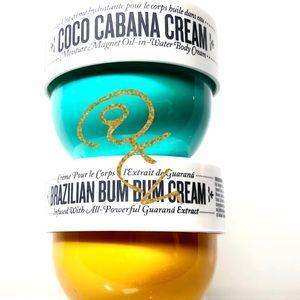 2/$30 Sol de Janeiro Brazilian Bum Bum Cream Set